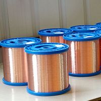 Copper Cladded Steel Wire