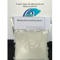 Legal Oral Anabolic Muscle Building Steroids Dianabol / Methandienone Powder CAS 72-63-9 thumbnail image
