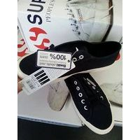 Navy Bulk Stocks Superga 2750 Cuto Women Sneakers 933
