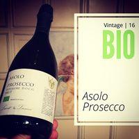 Prosecco Superiore BIOLOGICO Luvti & Lumoè, Asolo D.O.C.G., Brut