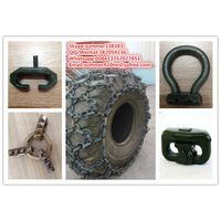 Snow chain snow tire chain tire protection chain