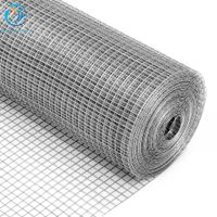 Low price hardware galvanized iron welded wire mesh for fence from China thumbnail image