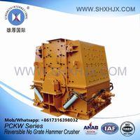 Mining PCKW Series Reversible No Grate Hammer Crusher thumbnail image