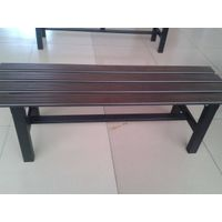 patio bench garden bench aluminium bench