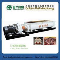 SJJ360X42 Extruding Mixer Brick Making Machine thumbnail image