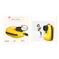 Kids Instant Camera Toy Selfie Video Photo Thermal Paper Children Camera Printer Camera thumbnail image