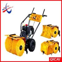 3 in 1 6.5hp gas snow sweeper,sweeping machine gardening tools thumbnail image