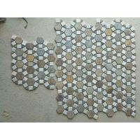natural stone mosaic tile 300x300mm