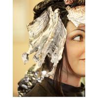 Hair dressing foil.