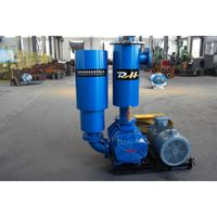 low noise roots blower