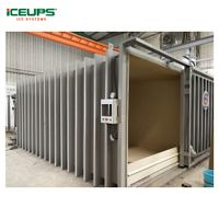 Farm vegatables pre-cooling machine vacuum cooler thumbnail image