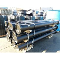 DI Flanged pipes