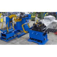 3 in 1 decoiler straightener feeder machine for sheet metal