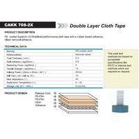Double Layer Cloth Tape (CAKK 70S-2X) thumbnail image