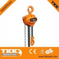 HSZ-CB manual chain hoist thumbnail image