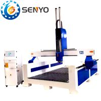 cheap 3 axis cnc/stone cnc router/cnc wood carving machine/Cnc stine granite engraving machine thumbnail image