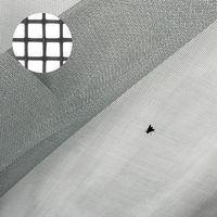 Black Coated Fiberglass Fly Screening/ Fiberglass Mosquito Net/ Insect Screen thumbnail image
