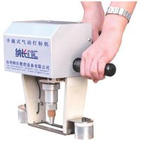 CNC NCQ/C Pneumatic Portable marking machine dot peen engraving marking machine