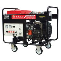10KW Three Phase Rare Earth Permanent Magnetic Diesel Generator