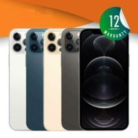 Apple iPhone 12 Pro Max 128/256/512GB - Unlocked - Factory Sealed - Factory Warranty