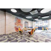 Acoustical Fiberglass Ceiling Panels Suspension Systems