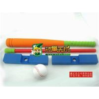 NBR outdoor or indoor colorful customized baseball set toys thumbnail image