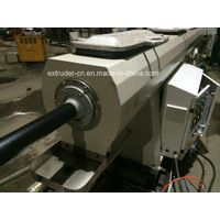 Large Caliber HDPE Pipe Production Machine