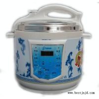 2012 new SS Computer type electric pressure cooker thumbnail image