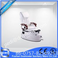 Doshower full body massage chair with nail salon furniture of pedicure spa chair thumbnail image
