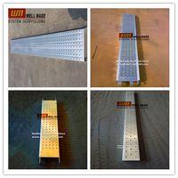 Construction Galvanzied Steel Board/ Platform /Plank/Walkthrough Board