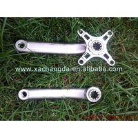Titanium bicycle crankset titanium road/ mtb bike crank set & crank arm thumbnail image