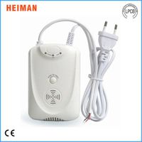 Independent Combustible Gas Leak Detector, Hot Cheap Natural Gas and LPG Detector