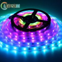 Hot sale product led strip ws2811 90leds/m full color 12v led strip thumbnail image