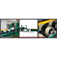 Cushion Gum Cooling And Coiling Machine