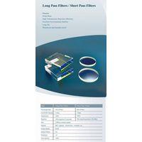 Long Pass Filters/ Short Pass Filters