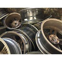 Aluminum wheel scrap, wheels/rims, aluminum rims sscrap thumbnail image