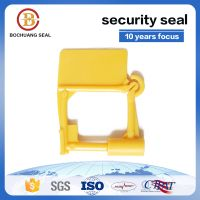 L102 one time used security plastic padlock seal