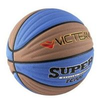 Colorful New Design 8 Panels Moisture PU Basketball