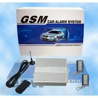 Two way intelligent voice GSM car alarm system PST-GSM-C01 thumbnail image