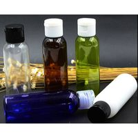 60ml PET lotion bottle with flip cap