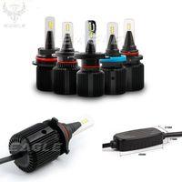 New MINI K1 led headlight Seoul-CSP Fanless Series Auto car LED Headlight Bulb thumbnail image