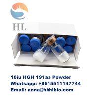 10iu HGH 191aa Raw Powder For Bodybuilding Whatsapp:+8615511147744 thumbnail image