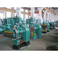 Rubber Extruder, Rubber Extruding Machine