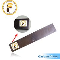 Offset printing machine parts carbon vane for Roland 700 printing pump M255H 565355mm thumbnail image
