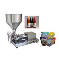 Semiautomatic Stainless Steel Horizontal Liquid/Paste Filling Machine thumbnail image