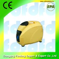 China High Quality Portable Silent 1.0kw Gasoline Generators