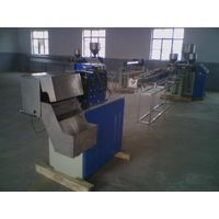 Ball point pen refill extruder extruding assembly assembling making machine line
