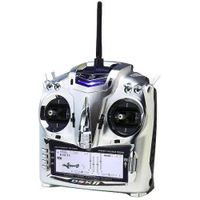JR DSX11 2.4Ghz DSM2 11ch Transmitter with RD921 Receiver thumbnail image
