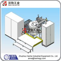 ZPL-5 Induction Steel Melting Furnace