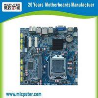 I38 ITX M61X21G Intel H61 2COM,1Giga lan,HDMI+VGA,12V DC LGA1155 Intel H61 ITX Motherboard thumbnail image